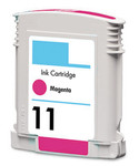 HP #11 (C4837AN) Magenta Ink Cartridge (Remanufactured)