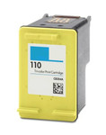 HP #110 (CB304AN) Tri-Color Ink Cartridge (Remanufactured)