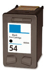 HP #54 (CB334AN) High Yield Black Ink Cartridge (Remanufactured)