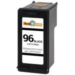 HP #96 (C8767WN) High Yield Black Ink Cartridge (Remanufactured)