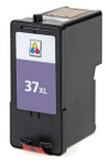 Lexmark #37XL (18C2200) High Yield Color Ink Cartridge (Remanufactured)