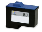 Lexmark #83 (18L0042) Color Ink Cartridge (Remanufactured)