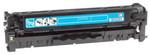 HP 304A (CC531A) Cyan Laser Toner Cartridge (Remanufactured)