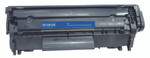 HP 12X (Q2612X) High Yield Black Laser Toner Cartridge (Compatible)