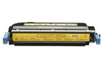HP 642A (CB402A) Yellow Laser Toner Cartridge (Remanufactured)