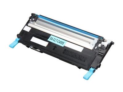 Samsung CLT-409 (CLT-C409S) Cyan Toner Cartridge (Compatible)