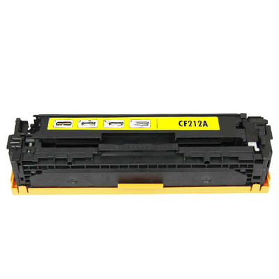 HP 131A (CF212A) Yellow Laser Toner Cartridge (Compatible)
