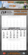 3 Month At a Glance Promotional Calendar