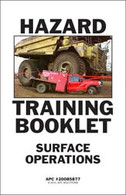 APC 20085877: Hazard Training - Surface Operations Booklet