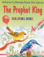 The Prophet King (Coloring Book B1)