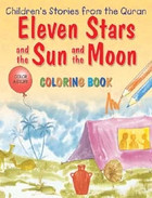 Eleven Stars and the Sun and the Moon (Coloring Book B2)