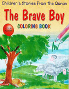 The Brave Boy (Coloring Book B2)