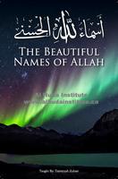 PDF Download The Beautiful Names Of Allah Work Book