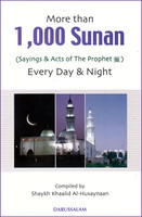 More Than 1,000 Sunan - Every Day & Night