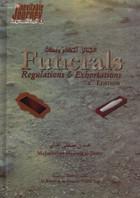 Funerals - Regulations & Exhortations