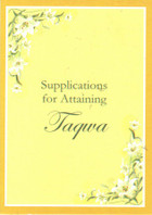 Supplications For Attaining Taqwa Dua Card