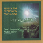 Remedy For Depression And Agony