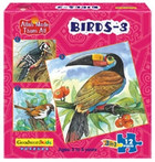 Birds 3: Allah Made Them All Puzzles