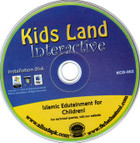 Kids Land Interactive PC CD ROM (Windows & Mac)