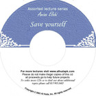 Save Yourself CD
