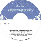 Etiquettes of Spending CD