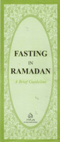 Fasting In Ramadan Informative Pamphlet