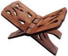Wooden Folding Quran Holder (Rhael)
