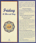 Friday A Blessed Day Informative Pamphlet