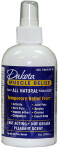 Dakota Muscle Relief 8 oz.