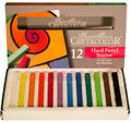 Cretacolor 12pc Hard Pastel Starter Set