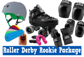 Traditional Roller Derby Rookie Package