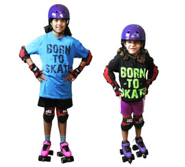 Kids Junior Roller Derby Rookie Package