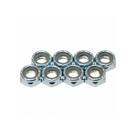 Wheel Axle Lock Nut