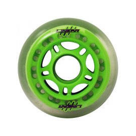 Linear Inline Wheels : 4-pack