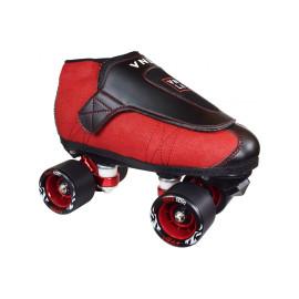 Vanilla Code Red Roller Skates