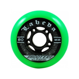 Labeda Shooter Hockey Wheels : 8-pack