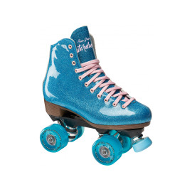 Sure-Grip Stardust Glitter Outdoor Roller Skates