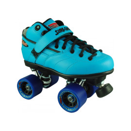 **CLOSEOUT** Sure-Grip Rebel Cosmic Superfly Speed Skates