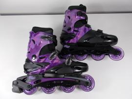 **SLIGHTLY USED** Linear Camo Inline Skates Size Mens 9/Ladies 10