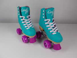 **SLIGHTLY USED** Candi Girl Sabina Indoor / Outdoor Skate Mint Size 4