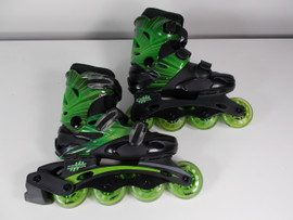 **Slightly Used** Linear Lazer Inline Skate Size 2