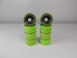 **SLIGHTLY USED** Elite Militia Derby Speed Skate Wheels