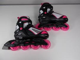 **SLIGHTLY USED** Lenexa Venus Adjustable Inline Skate Sizes 2-5
