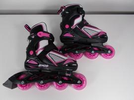 **SLIGHTLY USED** Lenexa Venus Adjustable Inline Skate Sizes 1-4