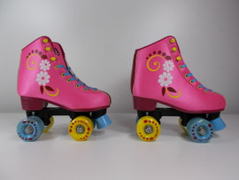 ***SLIGHTLY USED*** #uGOgrl Quad Roller Skate Pink Size 4