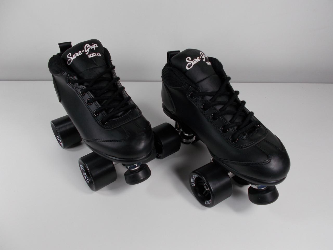 Roller Skates On Sales Rollerskatenation Com >> Slightly Used Sure Grip Cyclone Roller Skate Size 6