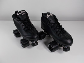 **SLIGHTLY USED** Sure-Grip Cyclone Roller Skate Size 6