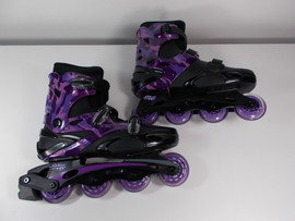 **SLIGHTLY USED** Linear Camo Inline Skates Size 11
