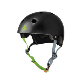 Triple 8 Dual Certified Brainsaver Glossy Helmet