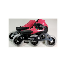 **CLOSEOUT** Luigino Strut Inline Skates with VNLA X1 Wheels